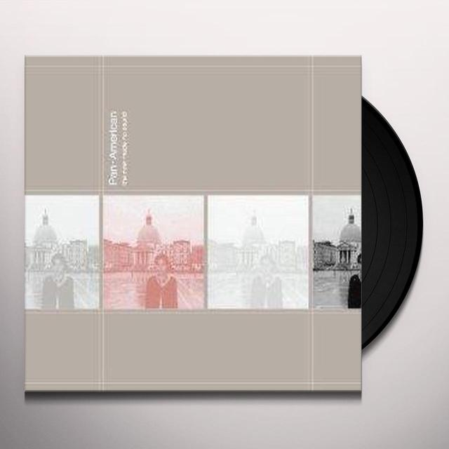Pan American RIVER MADE NO SOUND Vinyl Record