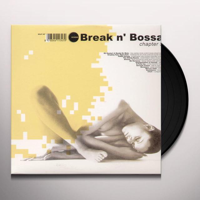 BREAK N BOSSA CHAPTER 5 / VARIOUS Vinyl Record