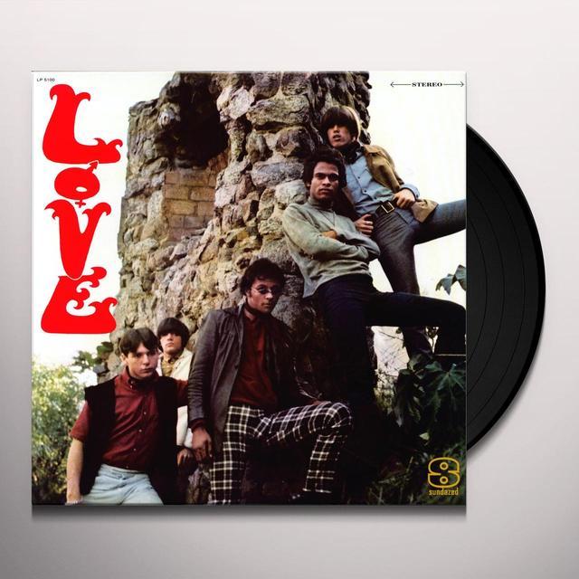 LOVE Vinyl Record