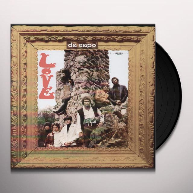 Love DA CAPO Vinyl Record