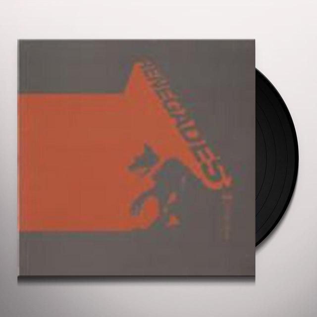 Kaos & Ce El RENEGADES (EP) Vinyl Record