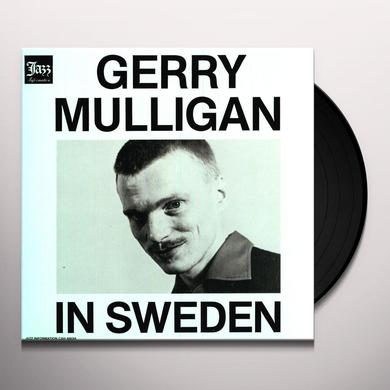 Gerry Mulligan IN SWEDEN Vinyl Record