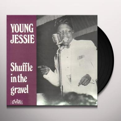 Jesse Young SHUFFLE IN THE GRAVEL Vinyl Record