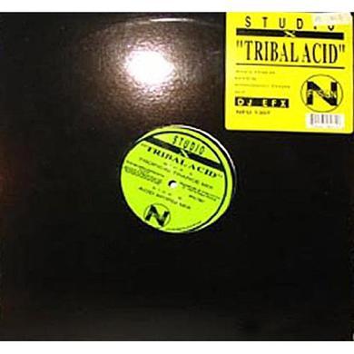 Studio X TRIBAL ACID Vinyl Record