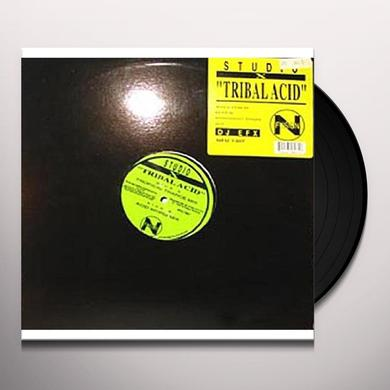 Studio X TRIBAL ACID Vinyl Record