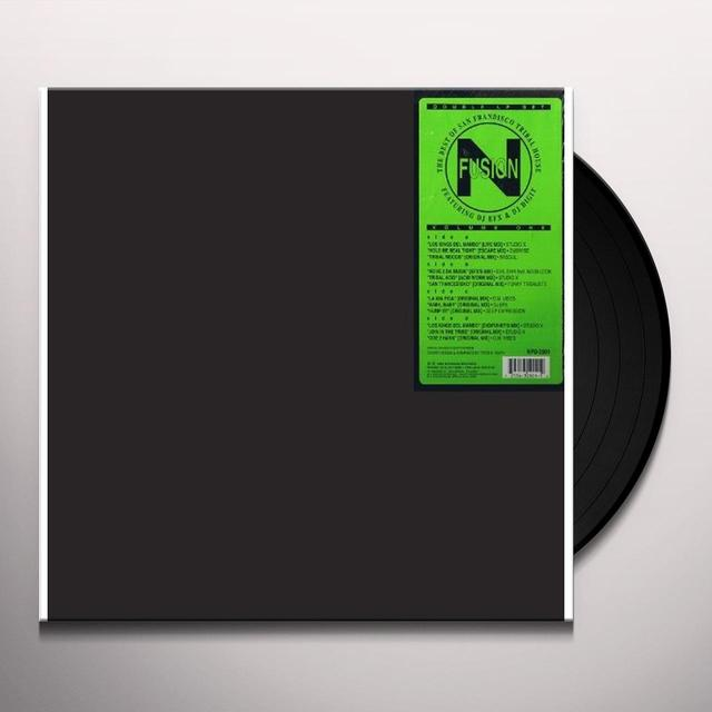 N-FUSION 1 / VARIOUS Vinyl Record