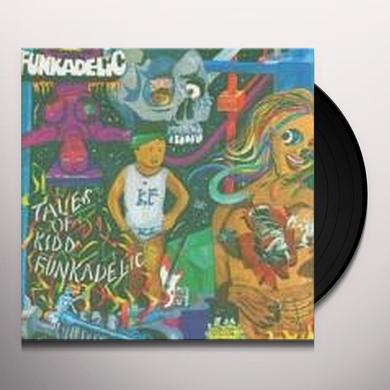 TALES OF KIDD FUNKADELIC Vinyl Record - UK Import