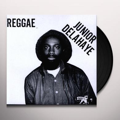 Junior Delahaye SHOWCASE Vinyl Record