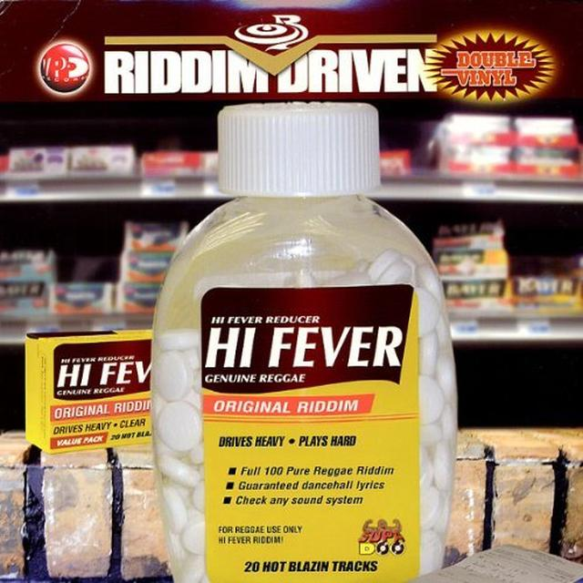 RIDDIM DRIVEN: HI FEVER / VARIOUS Vinyl Record
