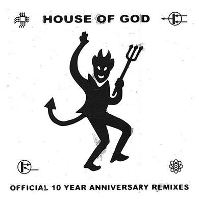 Dhs HOUSE OF GOD Vinyl Record