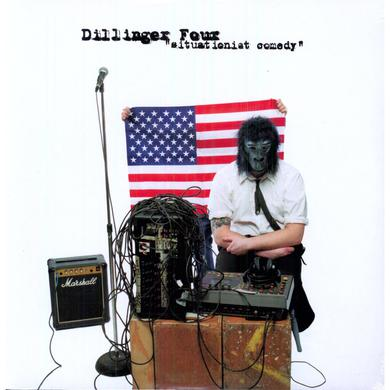 Dillinger Four SITUATIONIST COMEDY Vinyl Record
