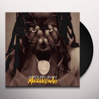 Wyclef Jean MASQUERADE Vinyl Record