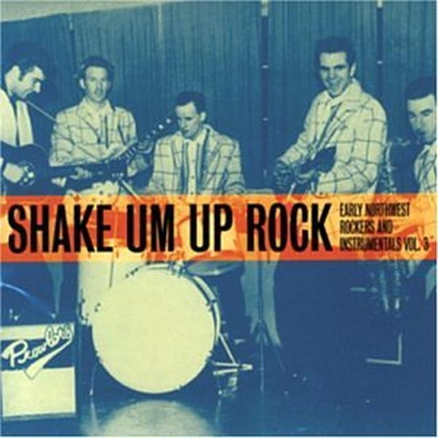 SHAKE UM UP ROCK / VARIOUS Vinyl Record