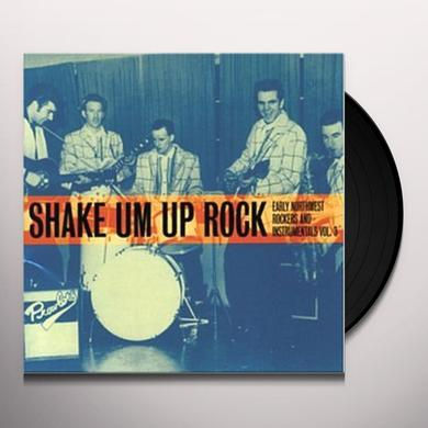 SHAKE UM UP ROCK / VARIOUS Vinyl Record