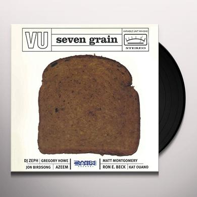 Variable Unit SEVEN GRAIN Vinyl Record