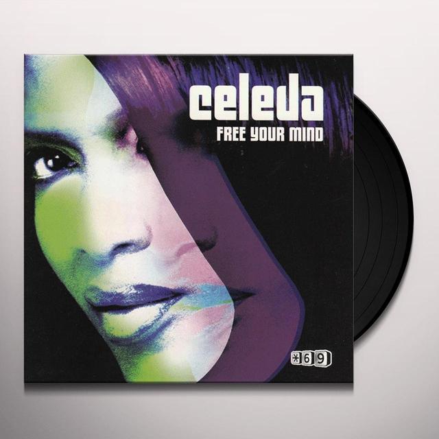 Celeda FREE YOUR MIND Vinyl Record