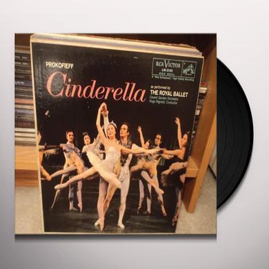 Rignold PROKOFIEFF: CINDERELLA Vinyl Record