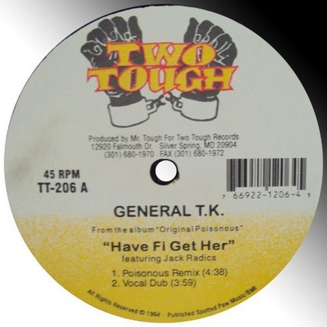 General Tk HAVE FI GET HER: PREPARE Vinyl Record