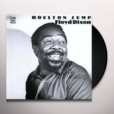 Floyd Dixon HOUSTON JUMP 1947-60 Vinyl Record