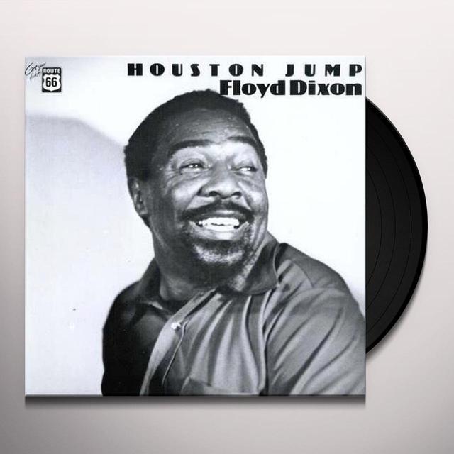 Floyd Dixon HOUSTON JUMP 1947-60 Vinyl Record