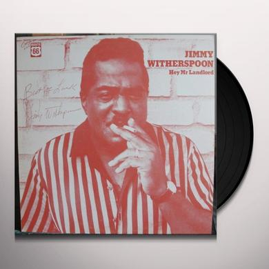 Jimmy Witherspoon HEY MR LANDLORD Vinyl Record