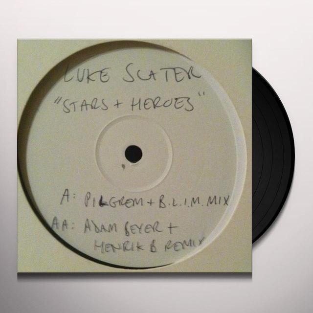 Luke Slater STARS & HEROES Vinyl Record