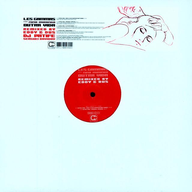 Les Gammas OUTRA VIDA Vinyl Record