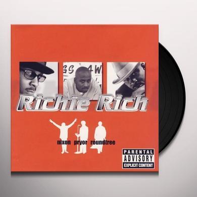 Richie Rich NIXON PRYOR ROUNDTREE Vinyl Record