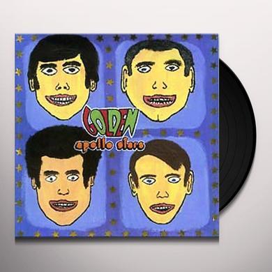 Golden APOLLO STARS Vinyl Record