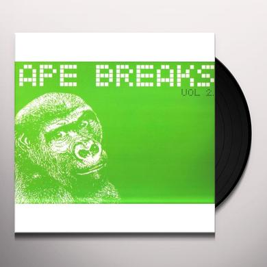 Ape Breaks VOLUME 2 Vinyl Record