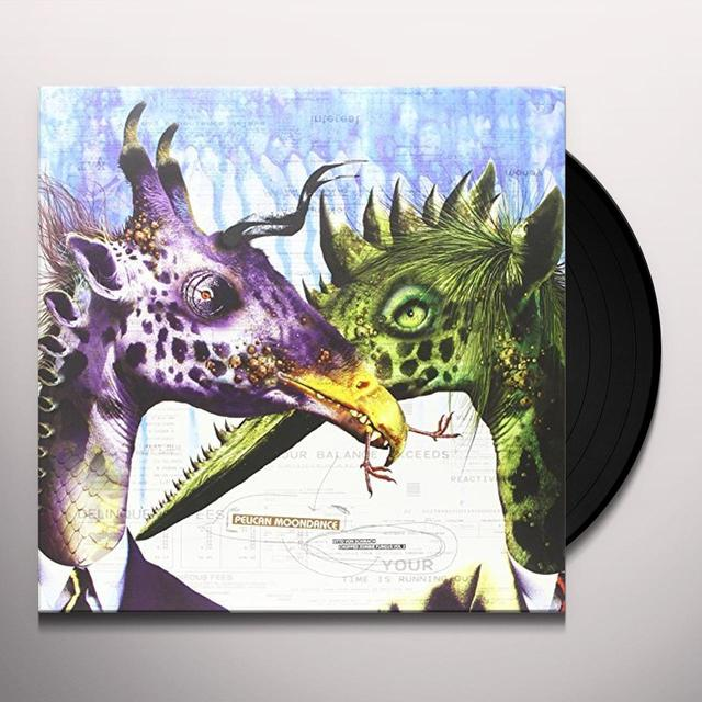 Otto Von Schirach PELICAN MOONDANCE 2: CHOPPED ZOMBIE FUNGUS Vinyl Record