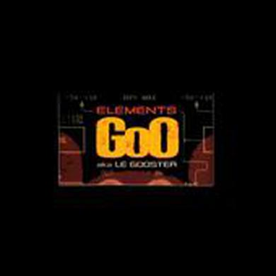 Goo Aka Le Gooster ELEMENTS Vinyl Record