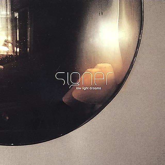 Signer LOW LIGHT DREAMS Vinyl Record
