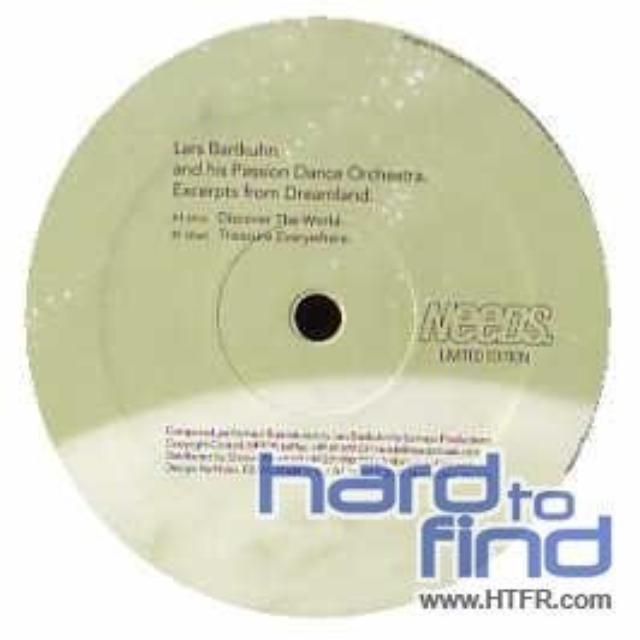 Space Clique COSMIC CONFUSION Vinyl Record