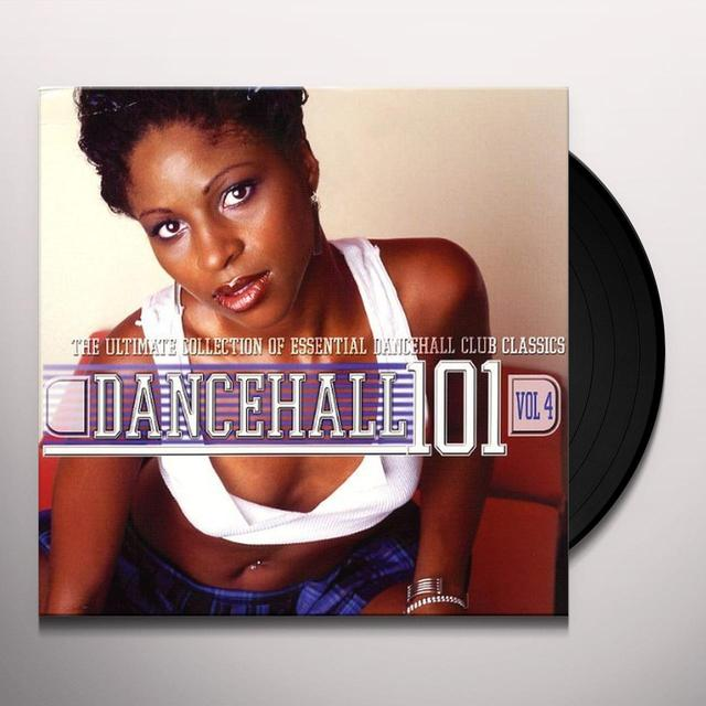 DANCEHALL 101 4 / VARIOUS Vinyl Record