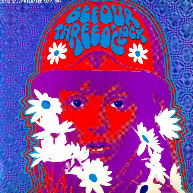 Befour Three O'Clock HAPPEN HAPPENED Vinyl Record