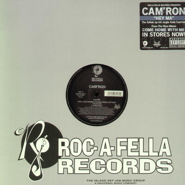 Cam'Ron HEY MA (X2) / BOY BOY (X3) Vinyl Record