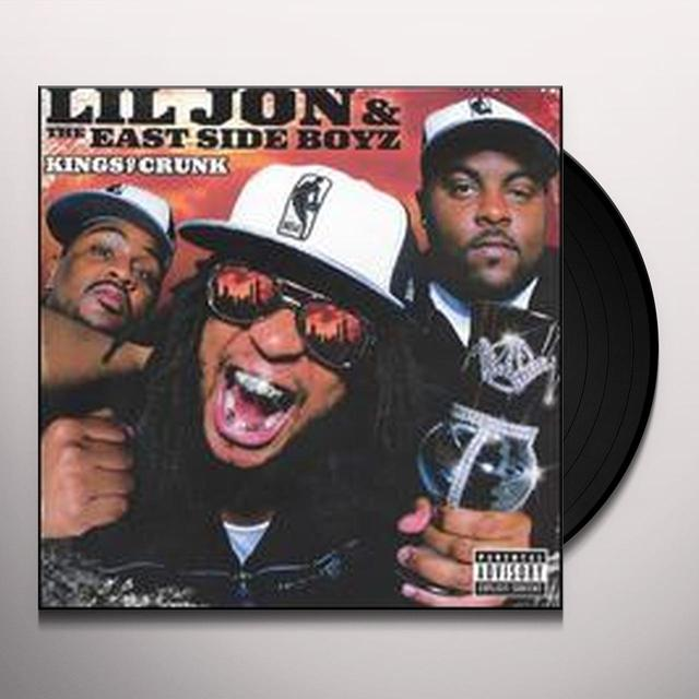 Lil Jon & Eastside Boyz KINGS OF CRUNK Vinyl Record