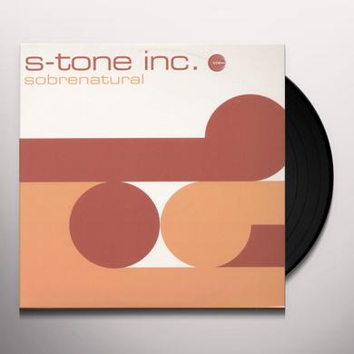 STONE INC SOBRENATURAL Vinyl Record