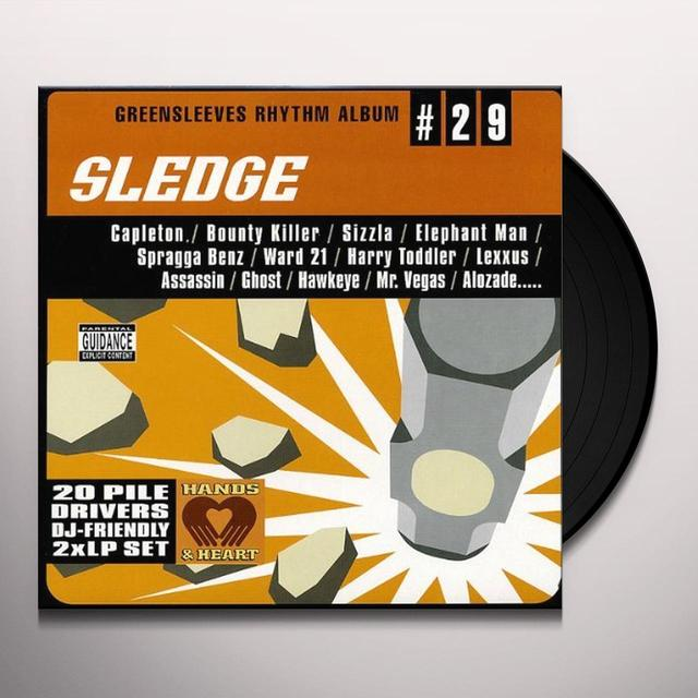 SLEDGE / VARIOUS Vinyl Record