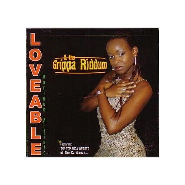 LOVEABLE & THE GRIPPA RIDDIM / VARIOUS Vinyl Record