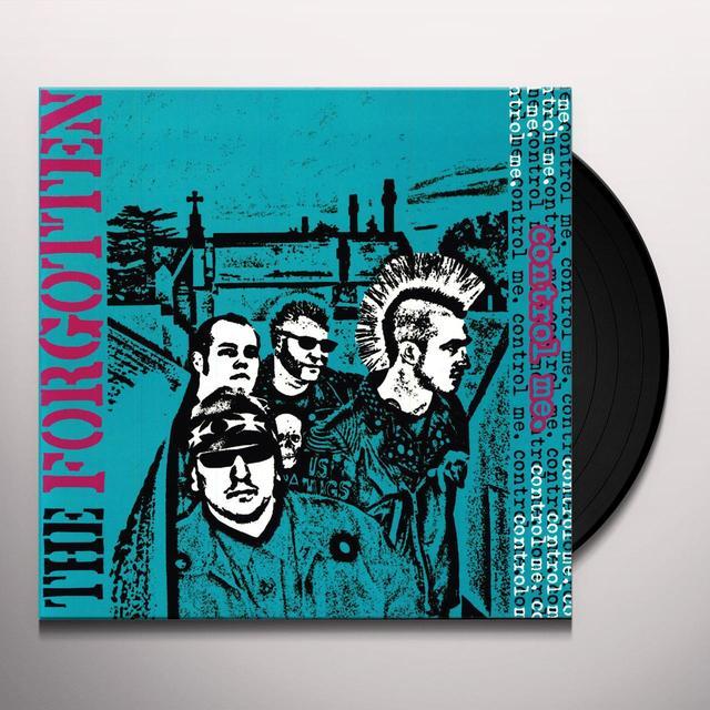 Forgotten CONTROL ME Vinyl Record