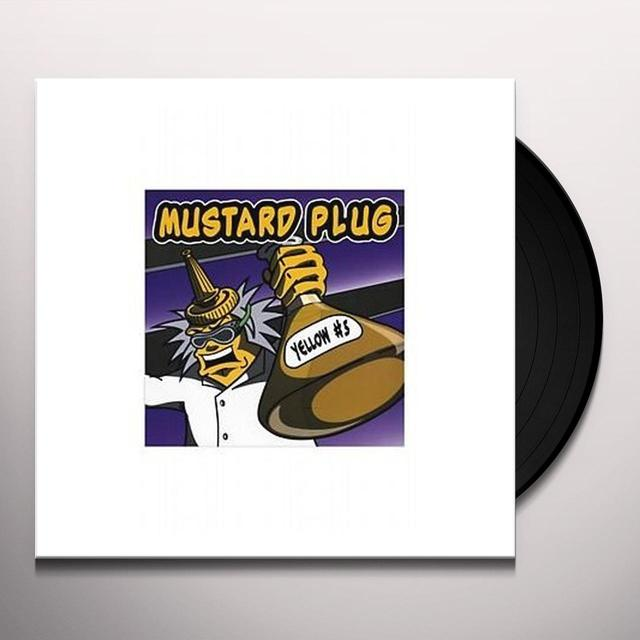 Mustard Plug YELLOW #5 Vinyl Record