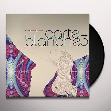 CARTE BLANCHE 3 / VARIOUS Vinyl Record