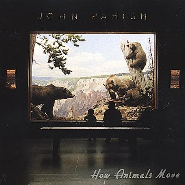 John Parish HOW ANIMALS MOVE Vinyl Record