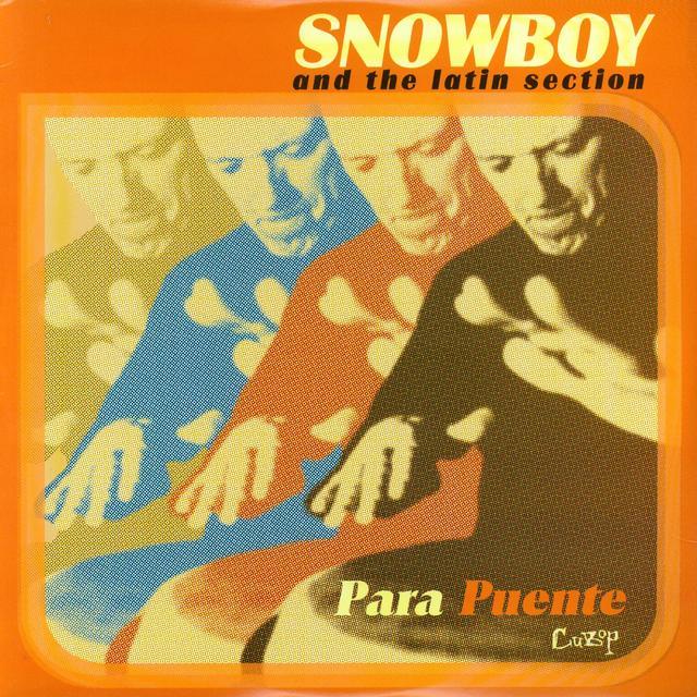 Snowboy & Latin Section PARA PUENTE Vinyl Record