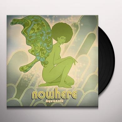 Aquanote NOWHERE Vinyl Record