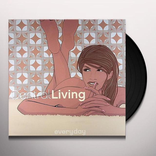 Central Living EVERY DAY Vinyl Record