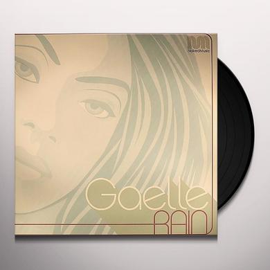 Gaelle RAIN Vinyl Record