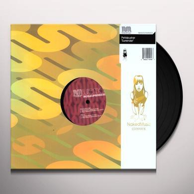Petalpusher SURRENDER Vinyl Record